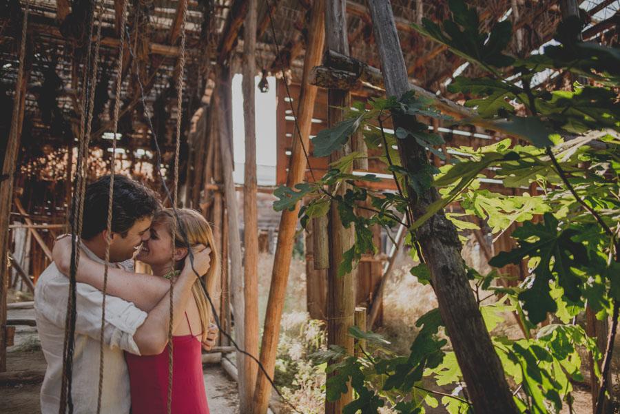 Reportaje de Pareja Jessica y Manolo. Pre Boda en Secadero de Tabaco 12