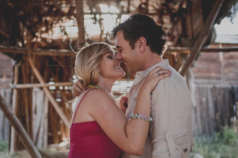 Reportaje de Pareja Jessica y Manolo. Pre Boda en Secadero de Tabaco 7