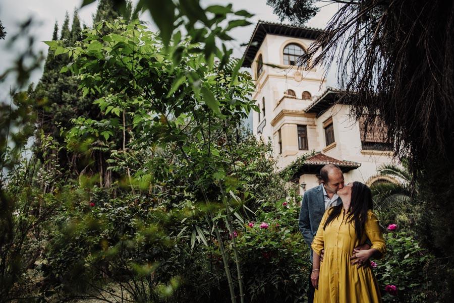 Fotografías de Pre Boda en Cajar, Granada. Ana y Juanma. Fran Ménez Fotógrafo de Bodas 1