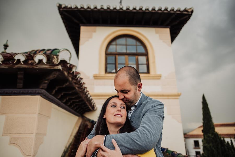 Fotografías de Pre Boda en Cajar, Granada. Ana y Juanma. Fran Ménez Fotógrafo de Bodas 21