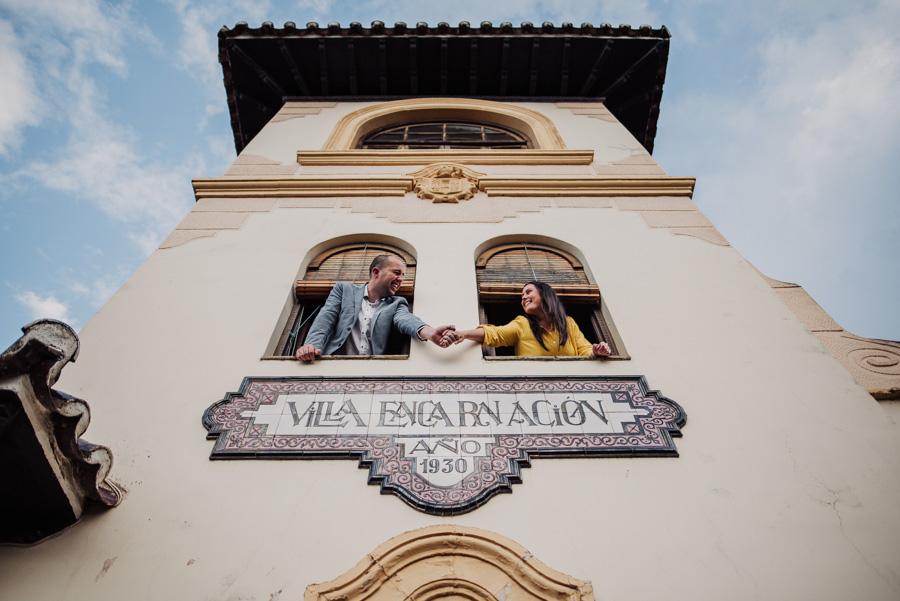 Fotografías de Pre Boda en Cajar, Granada. Ana y Juanma. Fran Ménez Fotógrafo de Bodas 27
