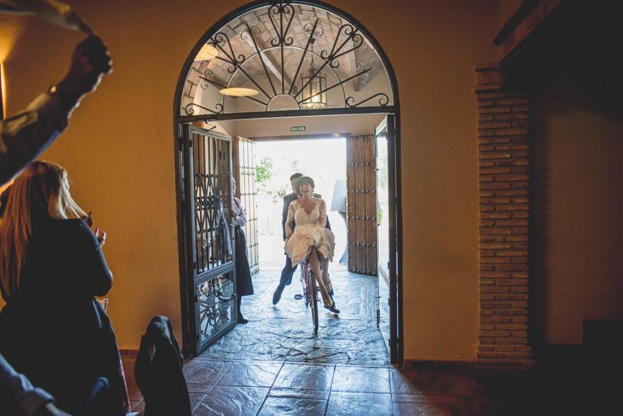 Gema y Mariano. Boda en el Colegio Sagrado Corazón y en Torre del Rey. Fran Ménez Fotógrafo de Bodas 100