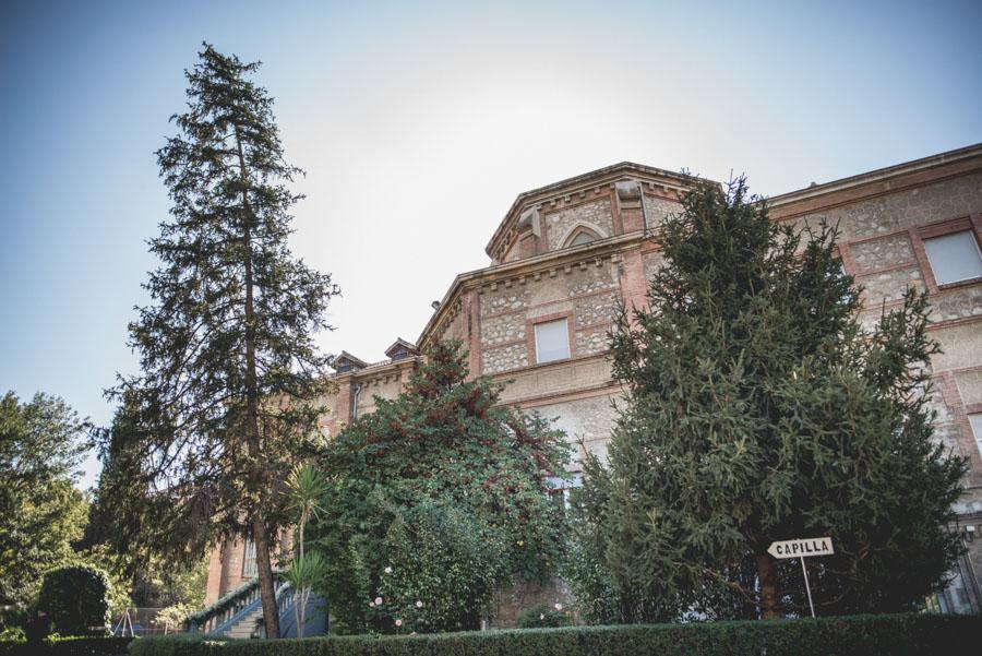 Gema y Mariano. Boda en el Colegio Sagrado Corazón y en Torre del Rey. Fran Ménez Fotógrafo de Bodas 26