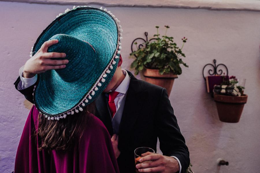 Boda en Parroquia San Justo y Pastor. Boda en el Cortijo de Enmedio. Paula y Alejandro 103