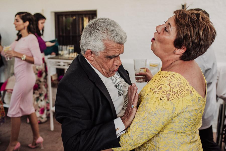 Boda en Parroquia San Justo y Pastor. Boda en el Cortijo de Enmedio. Paula y Alejandro 105