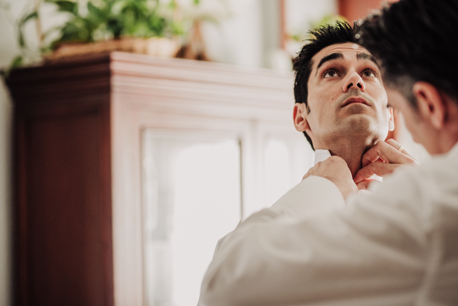 Boda en Parroquia San Justo y Pastor. Boda en el Cortijo de Enmedio. Paula y Alejandro 3