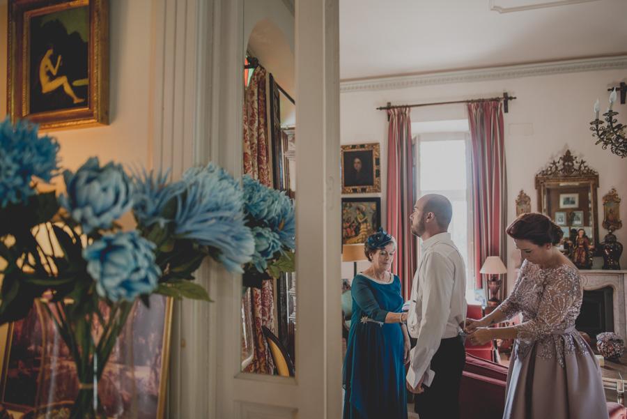 Gloria y Luisma. Fotografias de Boda en la Casa de los Bates, Motril, Granada 16