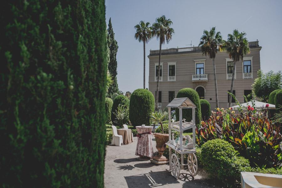Gloria y Luisma. Fotografias de Boda en la Casa de los Bates, Motril, Granada 4