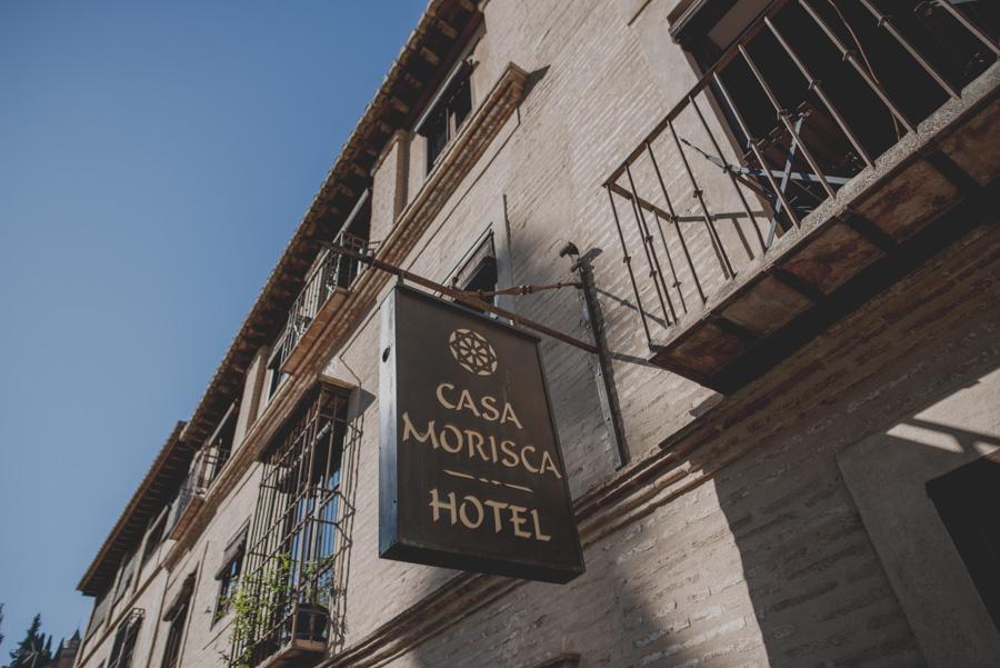 Jessica y Manolo. Boda en la Abadía del Sacromonte y Palacio de los Córdova. Fran Ménez Fotografo de Bodas en Granada 1