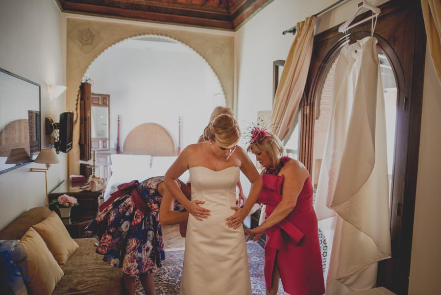 Jessica y Manolo. Boda en la Abadía del Sacromonte y Palacio de los Córdova. Fran Ménez Fotografo de Bodas en Granada 7