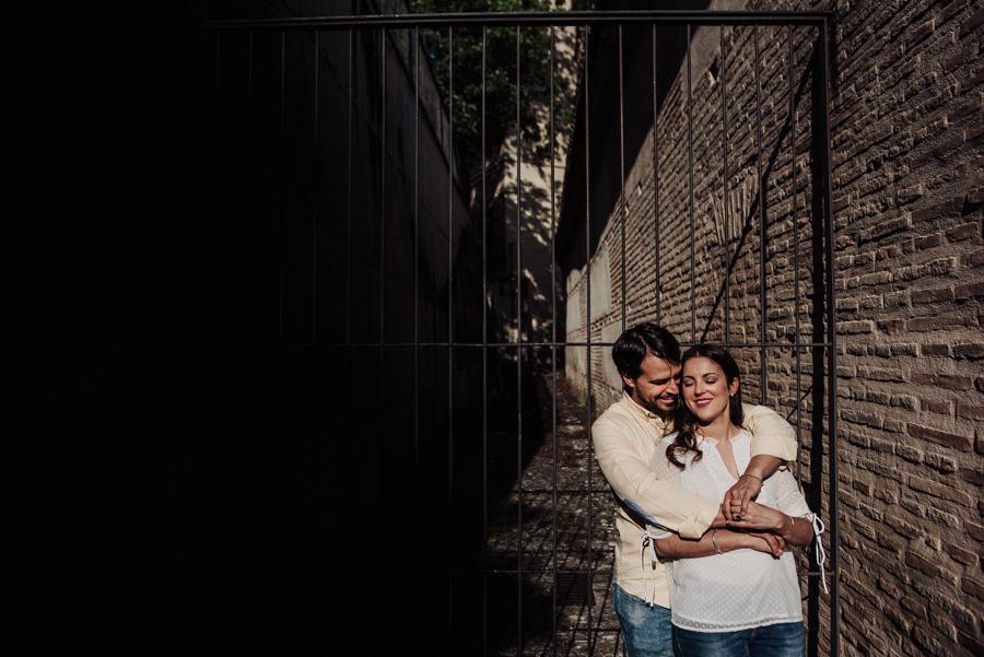 Pre Boda Fátima y Pablo. Sesión Fotográfica en el Albaicin, Granada. Por Fran Ménez Fotógrafo de Bodas 7