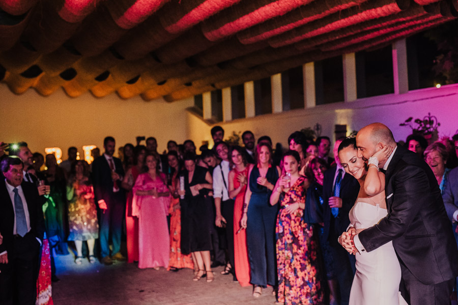 Ana y Victor. Fotografias de Boda en el Cortijo de Enmedio. Fran Ménez Fotógrafos de Bodas en Granada 112
