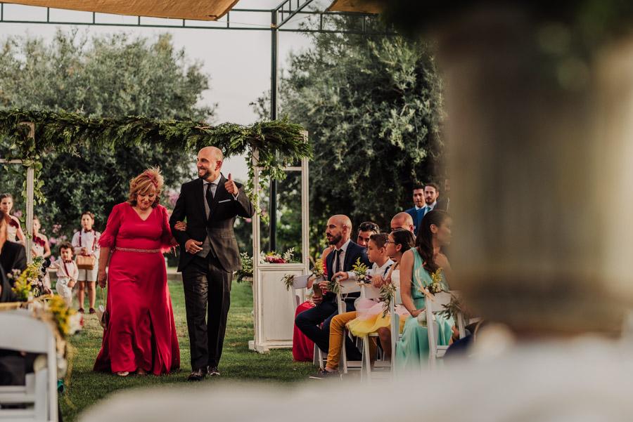 Ana y Victor. Fotografias de Boda en el Cortijo de Enmedio. Fran Ménez Fotógrafos de Bodas en Granada 41
