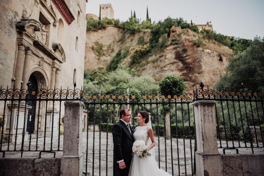 Boda en Santa Ana y Torre del Rey. Maite y Manolo. Fran Ménez Fotografos de Boda en Granada 48
