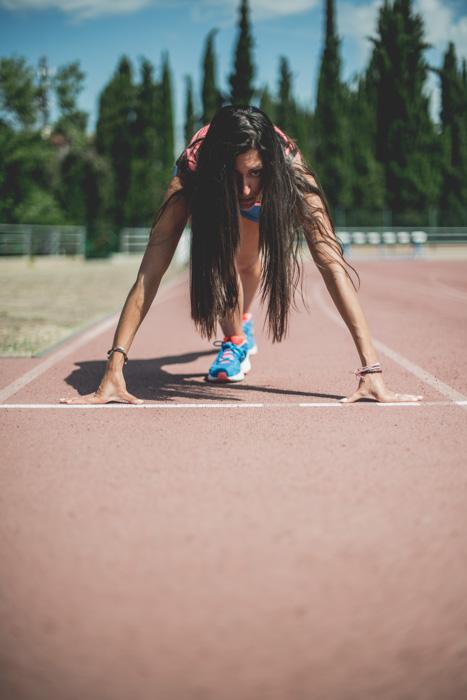 Laura Fotografía Atletismo 1